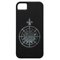 Compass Rose iPhone SE/5/5s Case