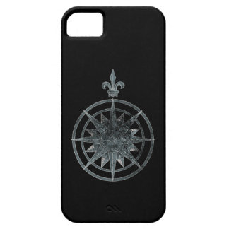 Compass Rose iPhone SE/5/5s Case