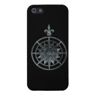 Compass Rose iPhone SE/5/5s Cover
