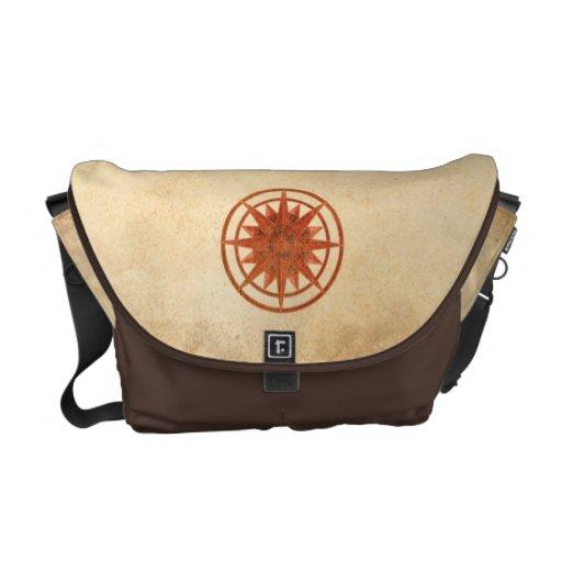Compass Rose Commuter Bags