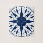 Compass Rose Puzzle