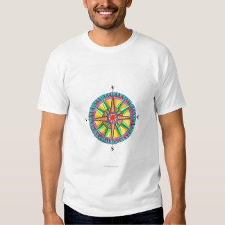 Compass Rose Tee Shirt