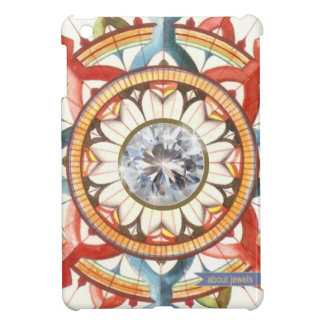 compass rose with diamond cover for the iPad mini