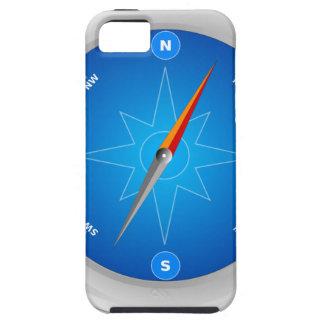 Compass Safari Navigation iPhone SE/5/5s Case
