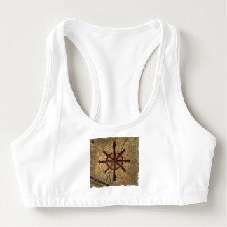 compass sports bra