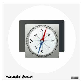 Compass Wall Skin