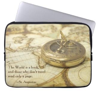 Compass World Travel Map