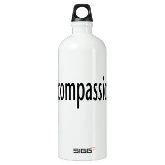 #compassion botella de agua
