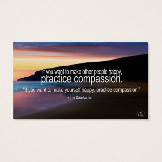 Compassion Business Cards