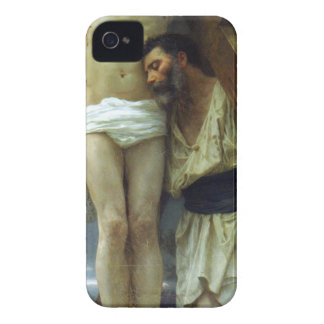 Compassion by William-Adolphe Bouguereau Case-Mate iPhone 4 Cases