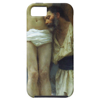 Compassion by William-Adolphe Bouguereau iPhone 5 Cases