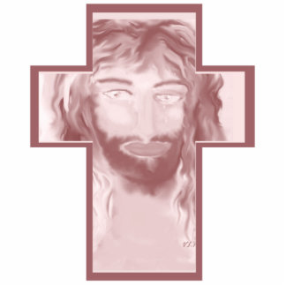 Compassion Cross Easter Ornament