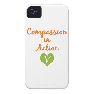 Compassion in Action iPhone 4 Cover