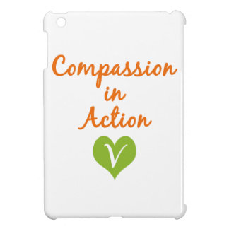 Compassion in Action iPad Mini Covers