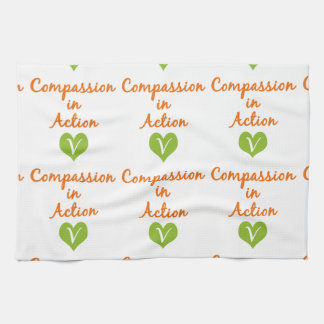 Compassion in Action Hand Towels