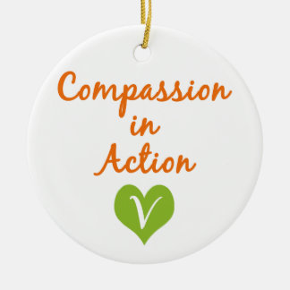 Compassion in Action Ornaments