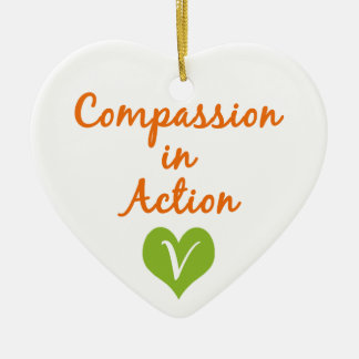 Compassion in Action Ornament