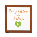 Compassion in Action Pencil/Pen Holder