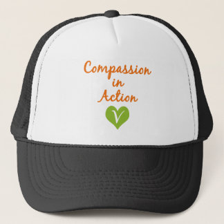 Compassion in Action Trucker Hat