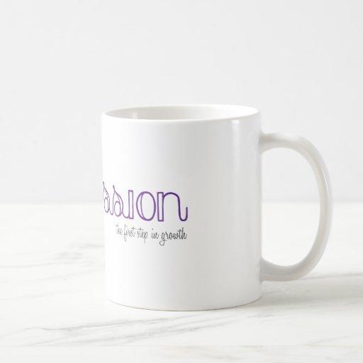 Compassion Inspiring Motivational Growth Mug