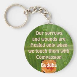 Compassion keychain