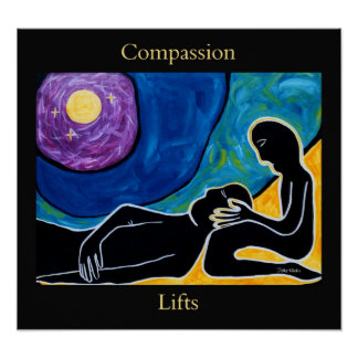 Compassion lifts poster