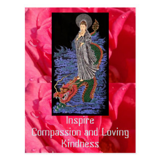 Compassion postcard