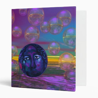 Compassion – Violet and Gold Awareness Binders