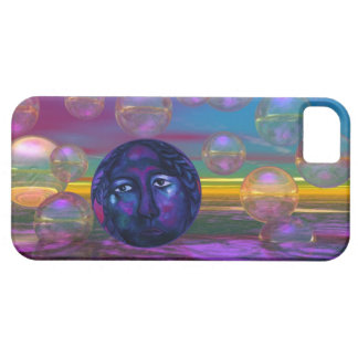 Compassion – Violet and Gold Awareness iPhone 5 Cover