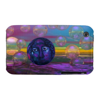 Compassion – Violet and Gold Awareness iPhone 3 Cases