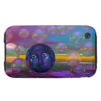 Compassion – Violet and Gold Awareness Tough iPhone 3 Cases