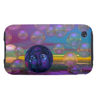 Compassion – Violet and Gold Awareness iPhone 3 Tough Covers