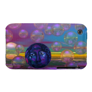Compassion – Violet and Gold Awareness iPhone 3 Covers