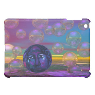 Compassion – Violet and Gold Awareness iPad Mini Cover