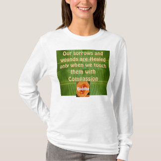 Compassion womens hoodie
