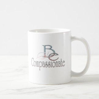 Compassionate 2 coffee mug