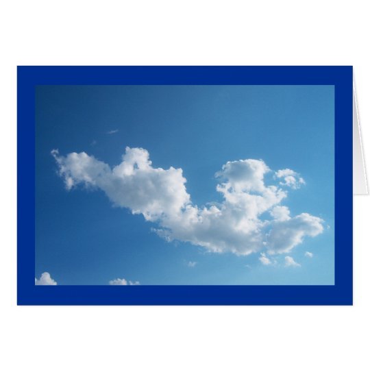 Compassionate Cloud Card