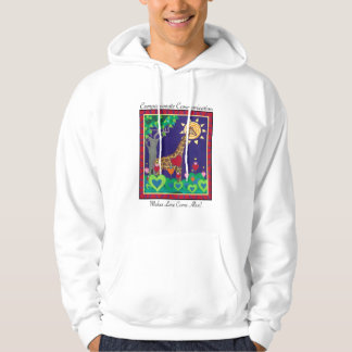 Compassionate Communication Day Hooded Pullover