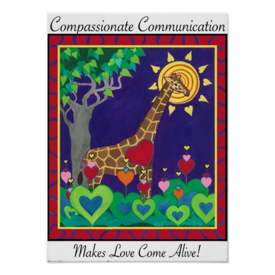 Compassionate Communication Day Poster