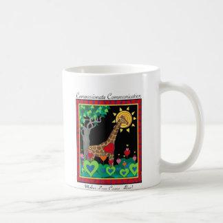 Compassionate Communication Night Coffee Mug