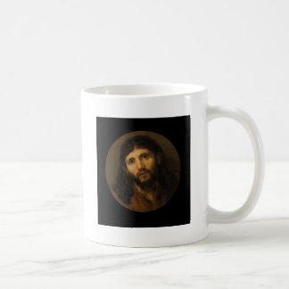 Compassionate Eyes Jesus Coffee Mug