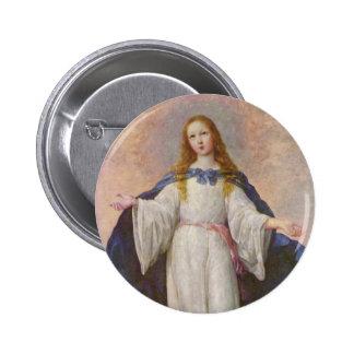 Compassionate Mary button