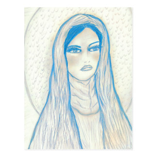 Compassionate Mary - In Blues Postcards