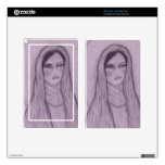Compassionate Mary in Purple Skins For Kindle Fire
