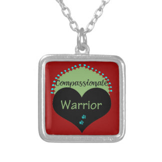Compassionate Warrior Apparel and Gifts Pendants