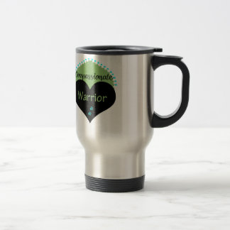 Compassionate Warrior Apparel and Gifts Travel Mug