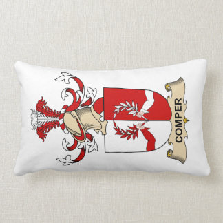 Comper Family Crests Lumbar Pillow
