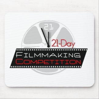 competencia de la cinematografía 21-Day Alfombrillas De Raton