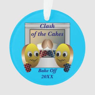 Competencia de la hornada de la torta