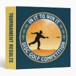 Competencia del golf del disco